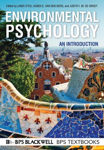9780470976388: Environmental Psychology: An Introduction