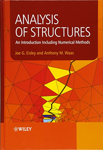 9780470977620: Analysis of Structures: An Introduction Including Numerical Methods