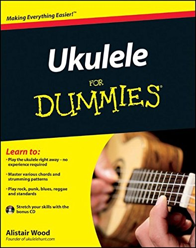 9780470977996: Ukulele For Dummies