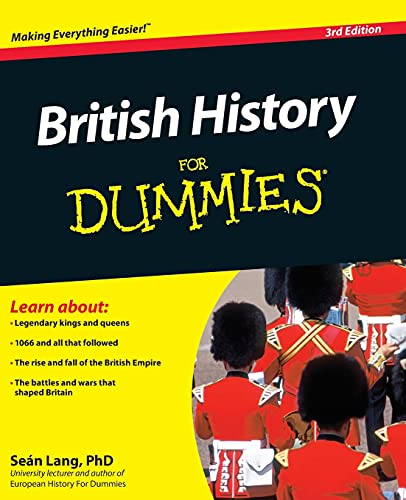 9780470978191: British History For Dummies