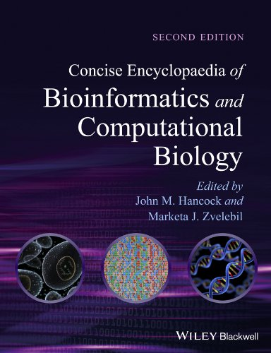 9780470978726: Concise Encyclopaedia of Bioinformatics and Computational Biology