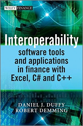 9780470979808: Interoperability: Software Tools and Applications in Finance with Excel, C# and C++ (The Wiley Finance Series)