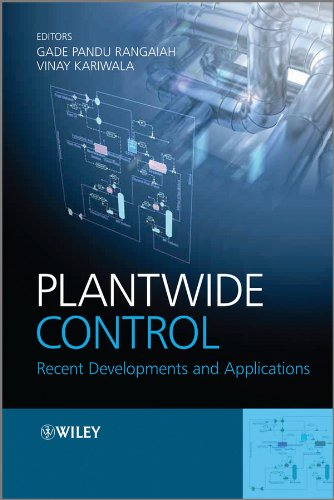 9780470980149: Plantwide Control: Recent Developments and Applications