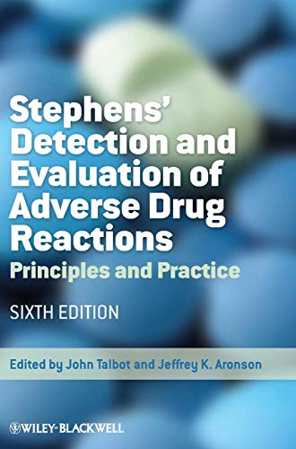 9780470986349: Stephens' Detection and Evaluation of Adverse Drug Reactions: Principles and Practice