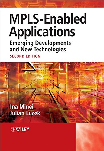 9780470986448: MPLS-Enabled Applications: Emerging Developments and New Technologies (Wiley Series on Communications Networking & Distributed Systems)