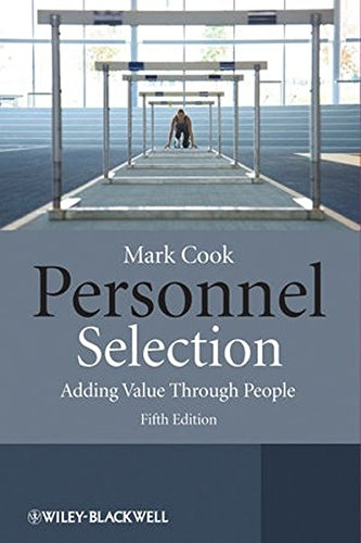 9780470986462: Personnel Selection: Adding Value Through People