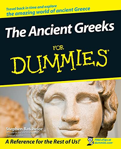 9780470987872: The Ancient Greeks for Dummies