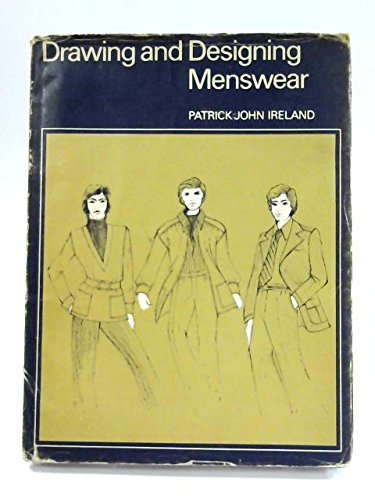 9780470988978: Drawing and designing menswear