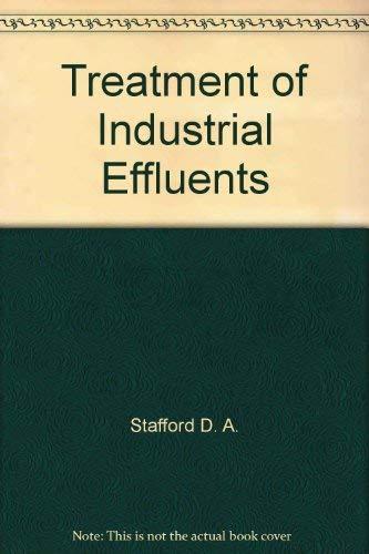9780470989340: Treatment of industrial effluents