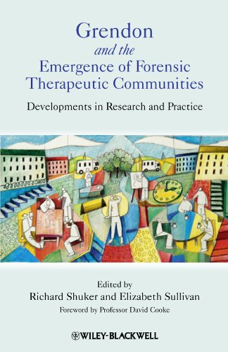 9780470990575: Grendon and the Emergence of Forensic Therapeutic Communities: Developments in Research and Practice