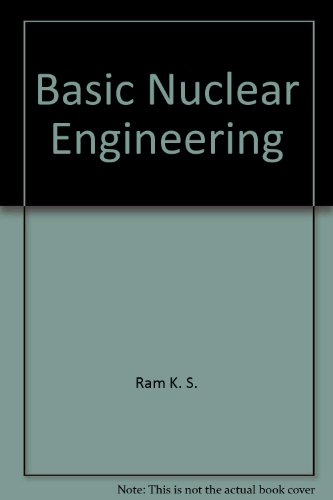 9780470991053: Basic nuclear engineering