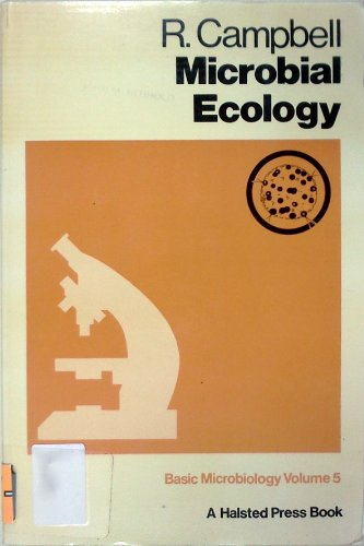 9780470991640: Microbial ecology (Basic microbiology ; v. 5)