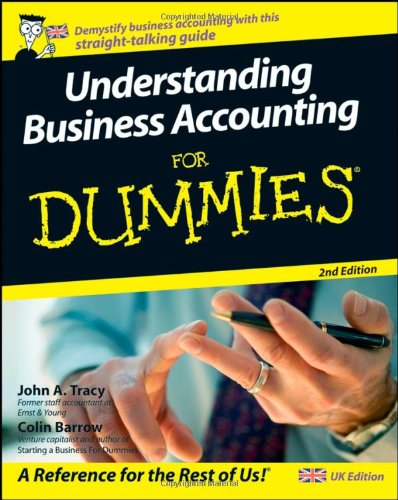 9780470992456: Understanding Business Accounting for Dummies, Second UK Edition