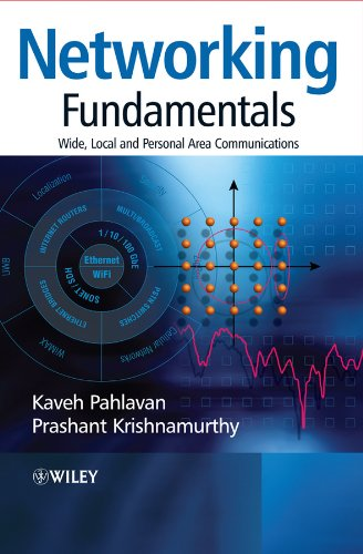 Networking Fundamentals: Wide, Local and Personal Area: Kaveh Pahlavan, Prashant