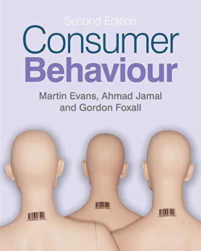 9780470994658: Consumer Behaviour