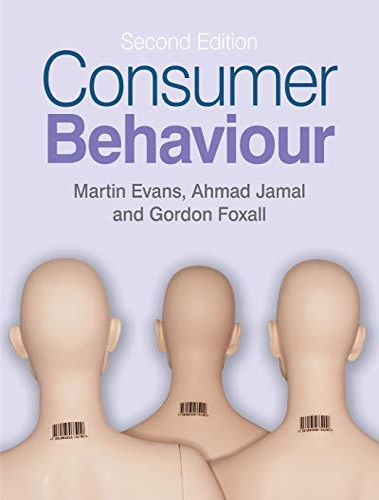 Consumer Behaviour: Evans, Martin M.,