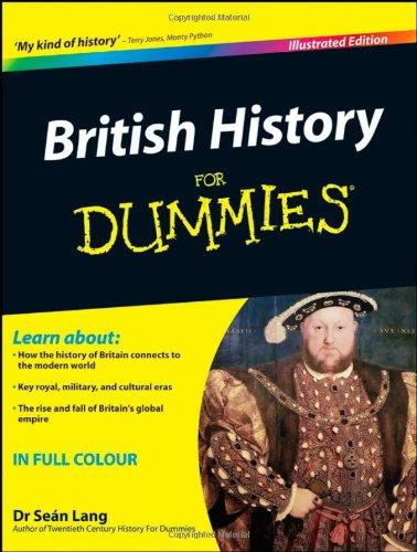 British History For Dummies: Se?n Lang