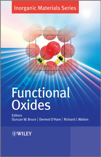 9780470997505: Functional Oxides