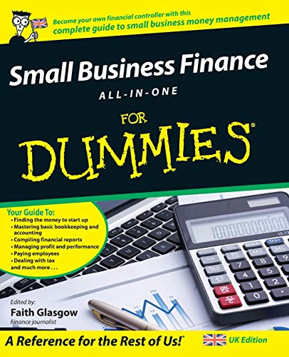 9780470997864: Small Business Finance All-in-One For Dummies