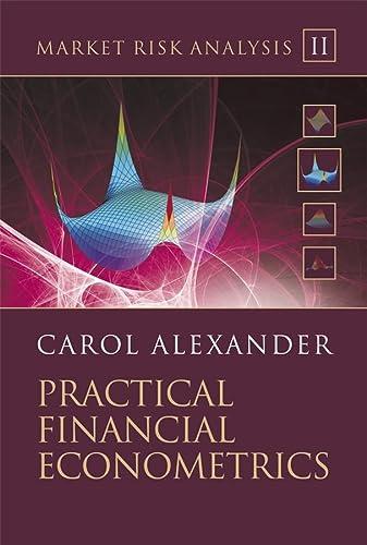 9780470998014: Market Risk Analysis: Practical Financial Econometrics