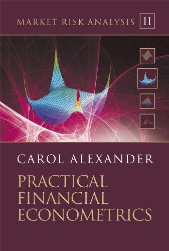 market risk analysis by carol alexander pdf