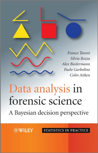 9780470998359: Data Analysis in Forensic Science: A Bayesian Decision Perspective