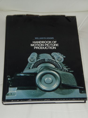 9780471004592: Handbook of Motion Picture Production