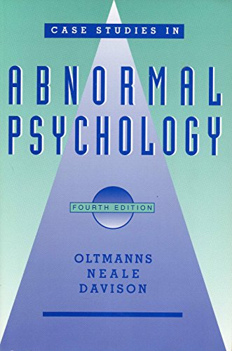 Abnormal Psychology    th Edition Issuu