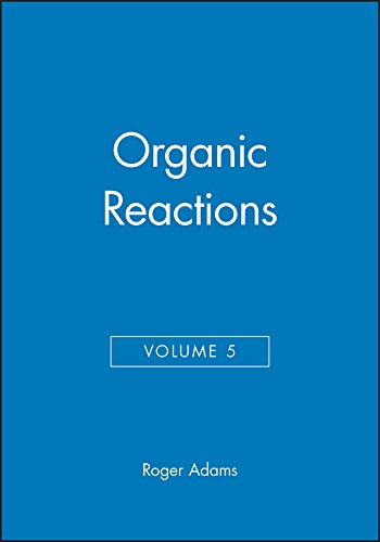 9780471005940: Organic Reactions, Volume 5