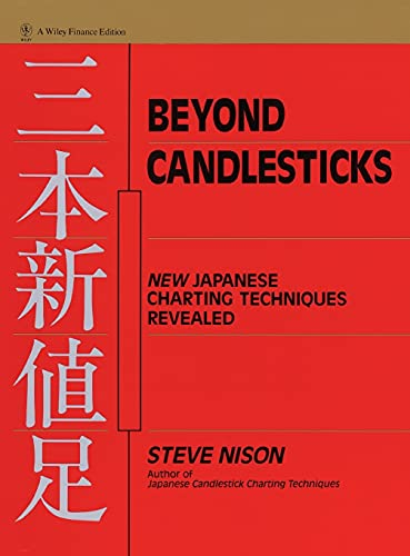 9780471007203: Beyond Candlesticks: New Japanese Charting Techniques Revealed (Wiley Finance)