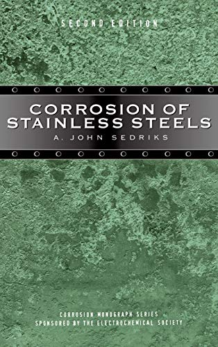 9780471007920: Corrosion of Stainless Steels (Corrosion Monograph)