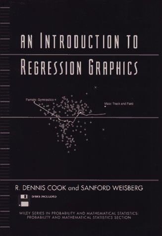 9780471008392: An Introduction to Regression Graphics (Wiley Series in Probability and Statistics)