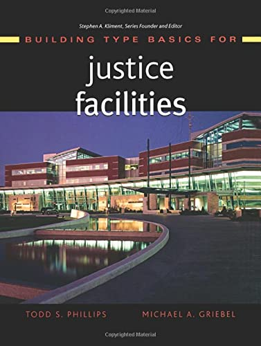 9780471008446: Building Type Basics for Justice Facilities
