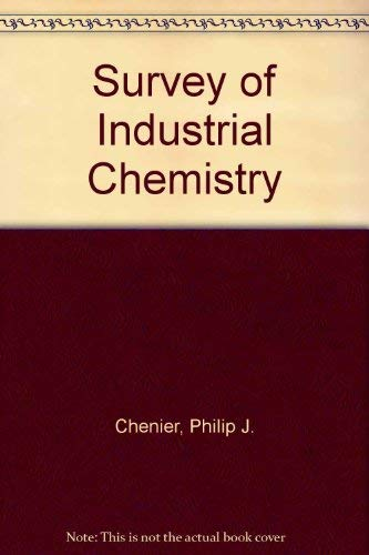 9780471010777: Survey of Industrial Chemistry