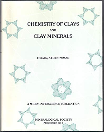 9780471011415: Chemistry of Clays and Clay Minerals