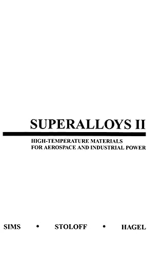 9780471011477: Superalloys II: High-Temperature Materials for Aerospace and Industrial Power