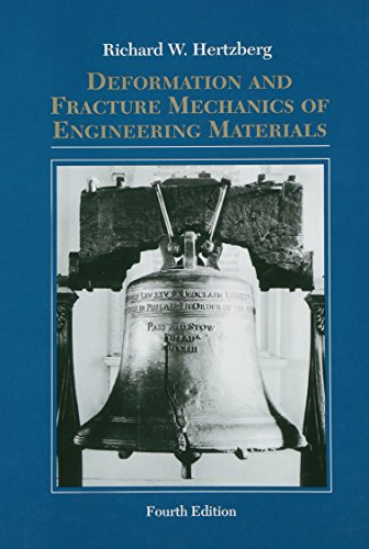 Deformation and Fracture Mechanics of Engineering Materials: Hertzberg, Richard W.