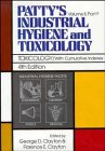 9780471012801: Patty's Industrial Hygiene and Toxicology, Toxicology (Volume 2)