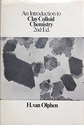 9780471014638: An Introduction to Clay Colloid Chemistry