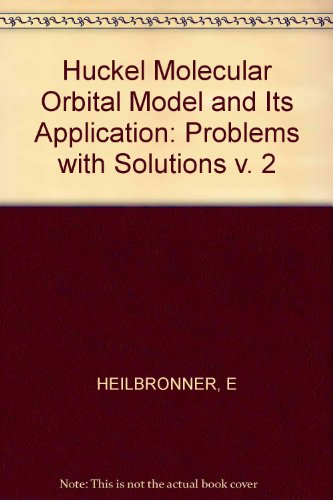 9780471014737: The HMO Model and Its Application, Vol. 2: Problems with Solutions (v. 2)