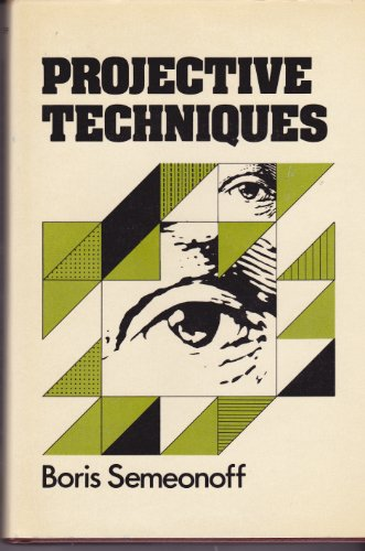 9780471014904: Projective Techniques