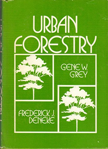 9780471015154: Urban Forestry