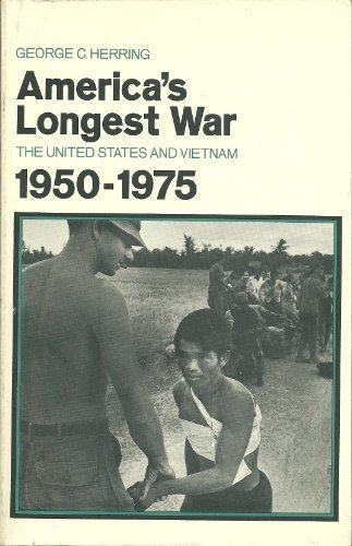 9780471015475: America's Longest War: The United States and Vietnam, 1950-1975 (America in Crisis)