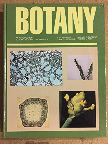 9780471015611: Botany: An Introduction to Plant Biology