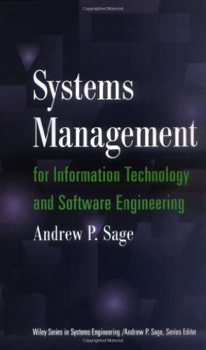 9780471015833: Systems Management for Information Technology and Software Engineering (Wiley Series in Systems Engineering and Management)
