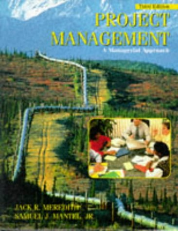 9780471016267: Project Management: A Managerial Approach