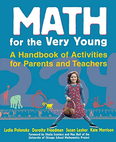 9780471016472: Math for the Very Young: A Handbook of Activities for Parents and Teachers