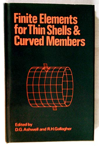 9780471016489: Finite Elements for Thin Shells and Curved Members