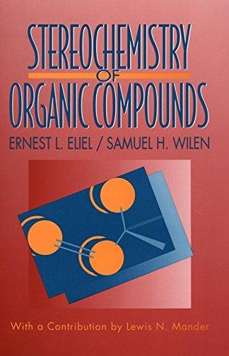 9780471016700: Stereochemistry of Organic Compounds