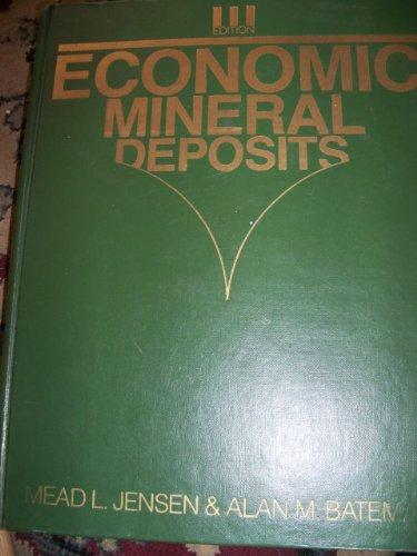 9780471017691: Economic Mineral Deposits